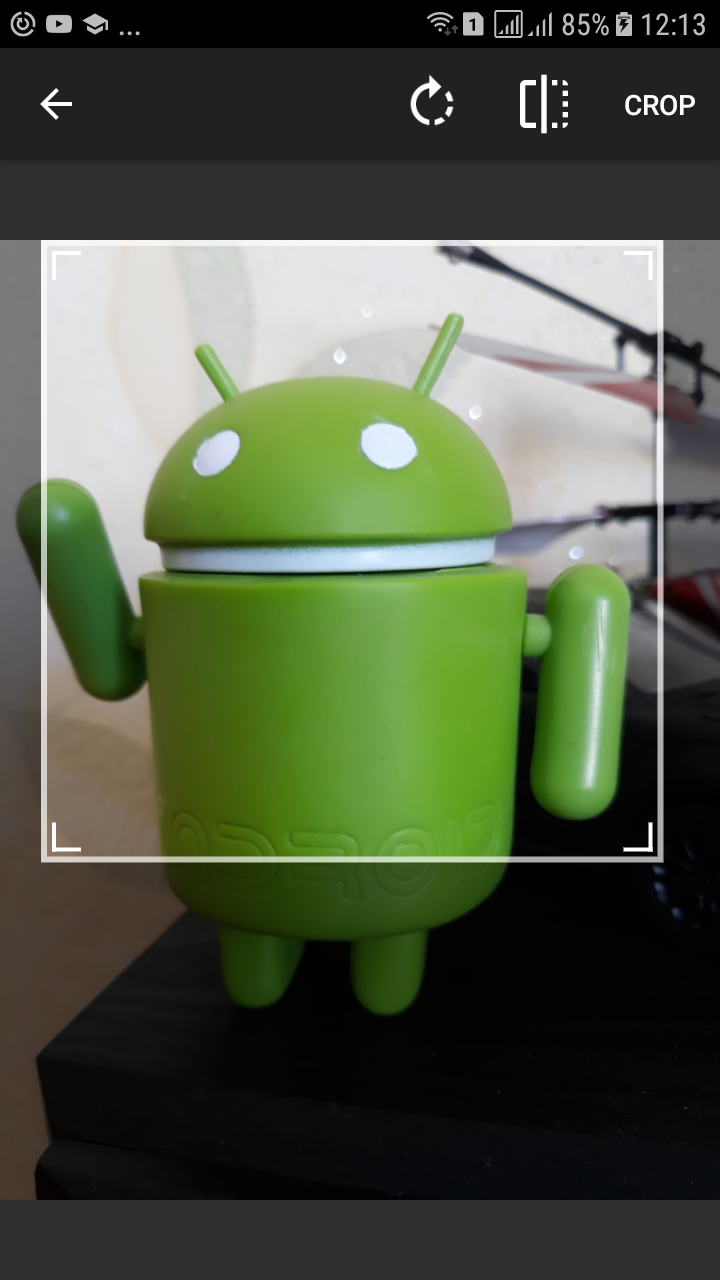 How to crop image in Android | en proft me